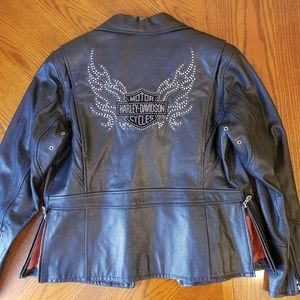Harley Davidson Jacket Women's size L